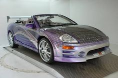 Mitsubishi Eclipse Spyder ´01 from 2 Fast & 2 Furious