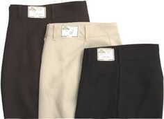 Mesquite show pants.  If you are going to buy a pair of showmanship pants, this is the only brand I buy :).  They fit like a glove!  http://www.showmanshipathalter.com
