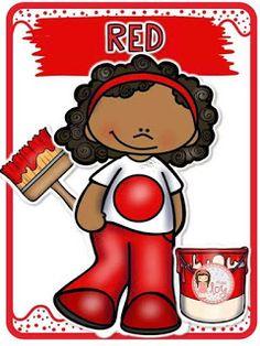 Color Worksheets For Preschool, Preschool Coloring Pages, Preschool Colors, Teaching Colors, Preschool Lessons, Color Activities, Preschool Activities, English Classroom Posters, English Posters