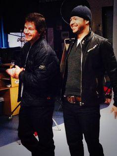 Love those hot Wahlberg boys