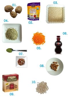 10 clean-eating pantry must-haves.