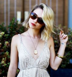 This dress embodies everything I love about Summer fashion! It's easy, it's breezy, it's backless… Endless Summer Dress Similar Mules Similar Sunnies Fall Dresses, Summer Dresses, Becca Tobin, Dont Kill My Vibe, Boho Dress, What To Wear, Bell Sleeves, Wrap Dress, Backless