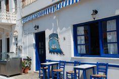Taverne Lekatis in Ormos Samos, Bar, Places
