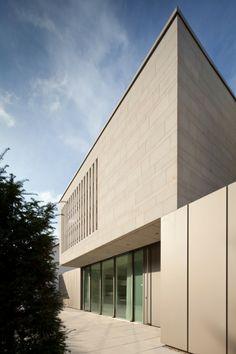 Wohnhaus in Weinheim / Architekten Wannenmacher+ Möller GmbH