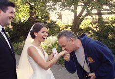 ZDROJ: YOUTUBE.COM/RT  Známahviezda si šla zabehať, po ceste však úplne narušila svadobné fotenie.  Tom Hanks je nielen úžasná