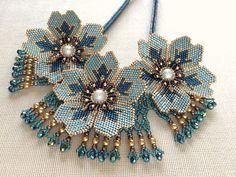 Blaues Licht Gold exotische Kornchoker