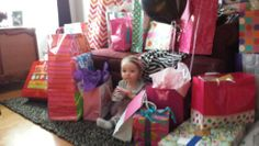 Tinsley Mae's 1st birtday party