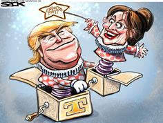 Editorial cartoon by Steve Sack found on theweek.com on Thursday, January 21, 2016.