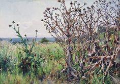 Художник Беркос Михаил Андреевич [1861—1919]