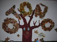 El amagüestu: ¿Cómo crear un mural de otoño? Fall Preschool Activities, Christmas Activities, Art Activities, Preschool Crafts, Autumn Crafts, Summer Crafts, Diy And Crafts, Fall Is Here, Craft Work
