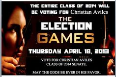 campaign poster ideas for high school elections - Google Search:
