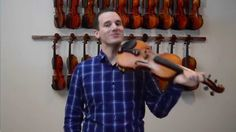 In this video, Michael gives a quick and easy overview of how to hold the violin.