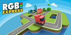Download Game Puzzle Truk Gratis RGB Express
