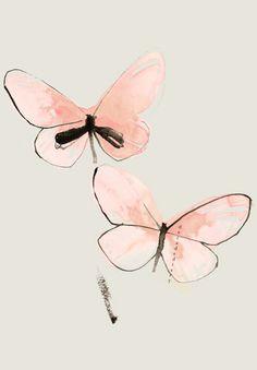 les papillons by bernadette pascua