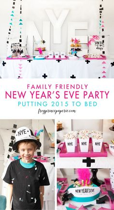 Family New Years Eve Party: Pajama Party Down! - Frog Prince Paperie Family New Years Eve party ideas - throw a pajama party everyone can get in on with simple and easy to do details. Family New Years Eve, New Years Eve Events, New Years Eve 2017, New Years Eve Weddings, Pyjamas Party, Pj Party, House Party, Party Time, New Year's Eve Celebrations