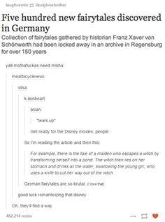 Disney always finds a way.