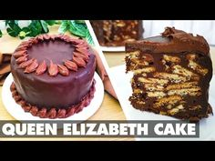 Easy Desserts, Delicious Desserts, Yummy Food, Yummy Treats, Sweet Treats, Chocolate Biscuit Cake, Cake Recipes, Dessert Recipes, Shortcake Recipe