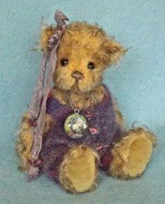 Bears, Teddy Bear, Sweet, Artist, Handmade, Animals, Candy, Hand Made, Animales