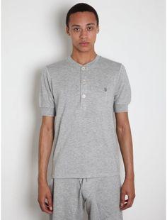 Alexander McQueen Alexander McQueen Underwear Felpa Serafino T-Shirt | oki-ni