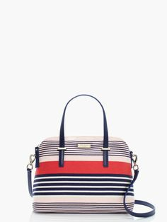 7d3bf320e18d Kate Spade  cedar street stripe maise Can t wait to see this in a