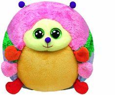 f1a7830d033 Ty Beanie Ballz Gumdrop The Caterpillar Ty Beanie Ballz