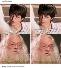Harry Potter - book moments