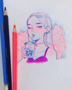 "1,684 lượt thích, 22 bình luận - Julissa S.G (@simply.liah) trên Instagram: ""More crayola sketches [ ]#artistsoninstagram #illustration #crayonart #crayolapencils #sketch…"""
