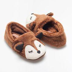 FOX SLIPPERS - Kids - Homewear | Zara Home Nederland