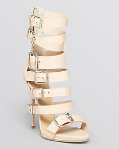 Mel B. wore these on AGT and I've been smitten ever since!  I do think they're a bit out of my price range, though, at more than $1200!!!  Giuseppe Zanotti Open Toe Platform Gladiator Sandals - Coline High Heel   Bloomingdale's