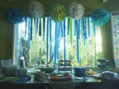 sea life baby shower for girl | under the sea theme baby shower