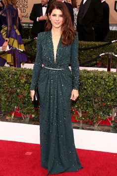 The color, cut, fit,  & texture is e-v-e-r-y-t-h-i-n-g‼ hands down the best dress for me  ️MARISA TOMEI