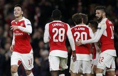 Arsenal 3-0 Dinamo Zagreb- UEFA Champions League Result - http://www.77evenbusiness.com/arsenal-3-0-dinamo-zagreb-uefa-champions-league-result/