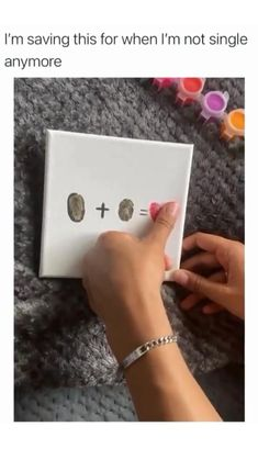 Couple Goals Relationships, Cute Relationship Goals, Diy Crafts To Do, Diy Arts And Crafts, Cute Couple Videos, Couple Ideas, Art Projects, Projects To Try, Cute Date Ideas