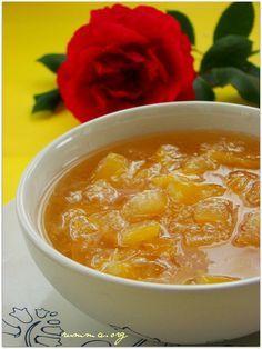 limon reçeli tarifi Vegetable Drinks, Vegetable Recipes, Jam Recipes, Dessert Recipes, Lemon Jam, Turkish Recipes, Ethnic Recipes, Turkish Sweets, Middle Eastern Desserts