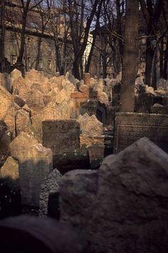 Praag- Joodse begraafplaats