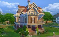Custom Houses Sims 4 Jarkad Sims 4 Blog – Houses