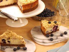 Blueberry cheesecake (kock Roy Fares)