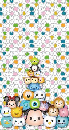 Ideas For Wallpaper Disney Tsum Tsum Search Hipster Disney, Disney Vans, Gif Disney, Cute Disney, Disney Magic, Disney Pixar, Disney Characters, Tsum Tsum Wallpaper, Disney Wallpaper