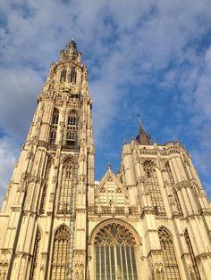 De Kathedraal - Antwerpen, België