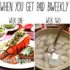 Whats your favorite Im broke dish? ...