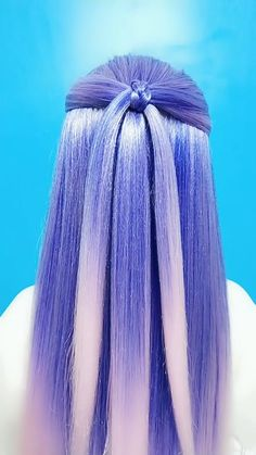 Prom Hairstyles For Long Hair, Braids For Long Hair, Pretty Hairstyles, Braided Hairstyles, Hair Tutorials For Medium Hair, Medium Hair Styles, Long Hair Styles, Bridal Hair Tutorial, Tutu Tutorial
