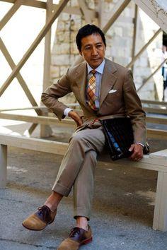 iqfashion: Inspiration. Yasuto Kamoshita