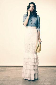 Long Skirt....Gorgeous!!!