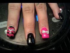 Teddy Bears, Nail Polish, Nails, Cute, Finger Nails, Ongles, Nail Polishes, Kawaii, Polish