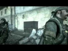 That time Battlefield Bad Company parodied the Gears of War trailer... https://youtu.be/6gk_3NuiX2M