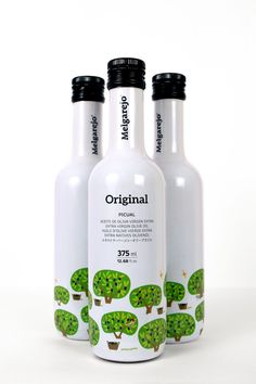 Original Picual Melgarejo on Packaging of the World - Creative Package Design Gallery Olive Oil Packaging, Cool Packaging, Bottle Packaging, Brand Packaging, Product Packaging, Olives, Olive Oil Benefits, Extra Virgin Oil, Olive Oil Bottles