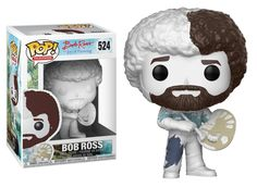 Funko Bob Ross DIY The Joy of Painting