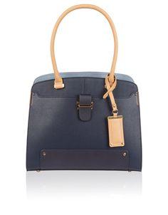 Clara Colourblock Shoulder Bag