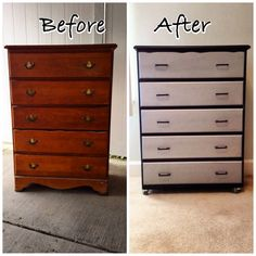 I #repurposed this  #dresser for my little #boysroom. I was trying to go for a tool box feel