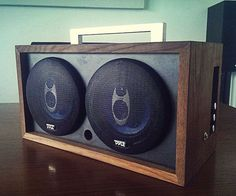 Ever wanted to build your own cheap, nevertheless valuable and good sounding Speakers.This Instructable is going to give you a simple overview of the ...